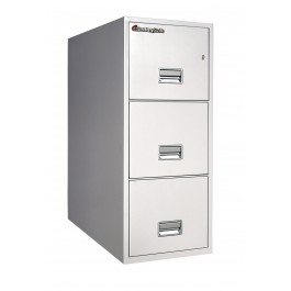 Sentry 3T3100 Fire File Cabinet Grey