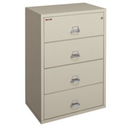 4-3122-C Fire King Fire/Impact Rated Lateral File Cabinet