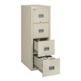 Fireking Patriot 4P1825-C Legal/Letter 1 Hour Fire Rated File Cabinet