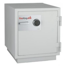 Fireking DM1413-3 Fire/Water/Impact Data Safe w/ RSC Burglar Rating
