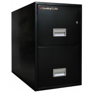 Sentry 2T3100 Fire File - black