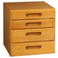 Amsec Four Drawer Stor-It Cabinet
