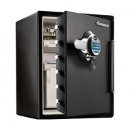 Sentry SFW205BPC 1 Hr Fire/Water Safe with Dual Key/Fingerprint Lock