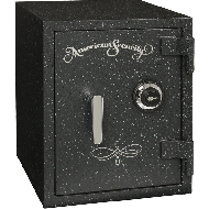 Amsec UL2018 Gun/Impact/2 Hour Fire Safe w/ Group II Combo Lock