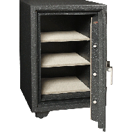 2 Hour Fire/Impact Rated Gun Safe from Amsec UL2818