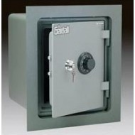 "Image for Gardall WMS119-G-CK Insulated Wall Safes with 1 Hour U.L. and KIS Fire Rating and ""Key and Combination"" Lock"
